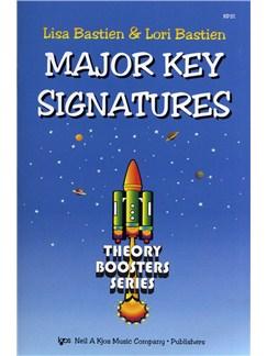 Lisa Bastien And Lori Bastien: Major Key Signatures Books |
