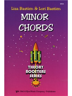 Lisa Bastien And Lori Bastien: Minor Chords Books |