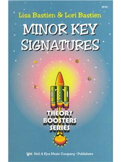 Lisa Bastien/Lori Bastien: Minor Key Signatures - Theory Boosters Series Books |