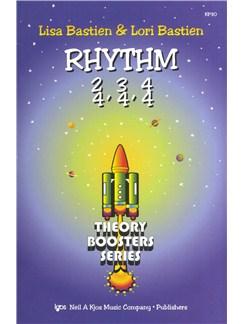 Lisa Bastien/Lori Bastien: Rhythm 2/4, 3/4, 4/4 - Theory Boosters Series Books |