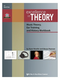 Excellence in Theory - Book One Books |