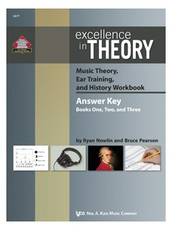 Excellence in Theory - Answer Key Books |
