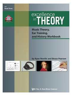 Excellence in Theory - Book Three Books |