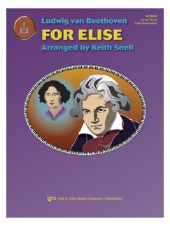 Beethoven: Fur Elise (arr. Snell) Books | Piano