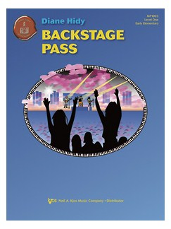 Diane Hidy: Backstage Pass Books | Piano