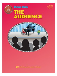Diane Hidy: The Audience (Piano Town) Books | Piano