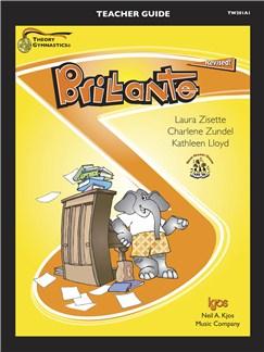 Theory Gymnastics: Brillante Teacher Guide (Revised) Books |