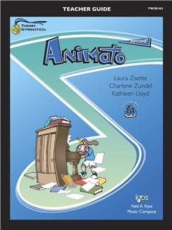 Theory Gymnastics: Animato Teacher Guide (Revised) Books |