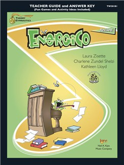 Theory Gymnastics: Energico Teachers Guide (Revised) Books |