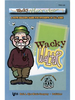 Wacky Words: Wacky Walter  |
