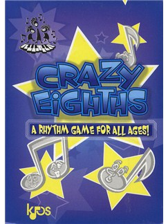 Crazy Eighths - A Rhythm Game For All Ages  |