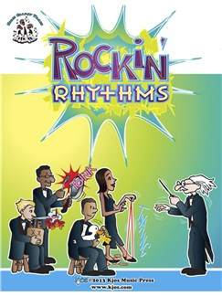 Rockin' Rhythms Ensemble Cards Books |