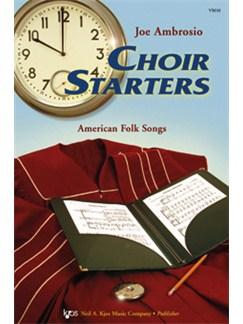 Joe Ambrosio: Choir Starters Books | SATB