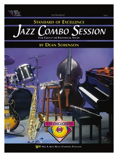 Standard of Excellence: Jazz Combo Session (Drums and Vibes) Books | Drums, Timpani, Percussion