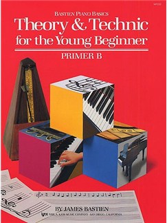 Bastien Piano Basics: Theory And Technique For The Young Beginner - Primer Book B (French) Books | Piano