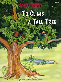 Mary Dolen: To Climb A Tall Tree Books | Piano