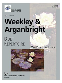 Duet Repertoire - Level 5 Books | Piano Duet