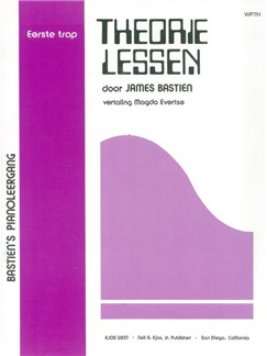 Theorie Lessen Door James Bastien: Eerste Trap Books | Piano