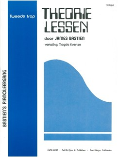 Theorie Lessen Door James Bastien: Tweede Trap Books | Piano