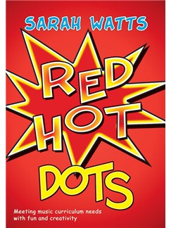 Sarah Watts: Red Hot Dots - Student Copy Books | All Instruments