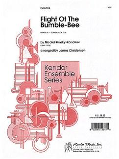 Nikolai Andreyevich Rimsky-Korsakov: Flight Of The Bumble-Bee (Flute Trio) Books | Flute (Trio)