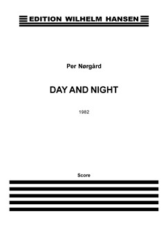 Per Nørgård: Day And Night (Score) Bog | Alt, Klaverakkompagnement, Cello