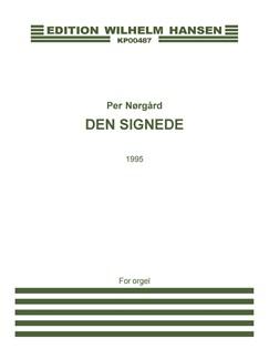 Per Nørgård: Den Signede (Organ) Bog | Orgel