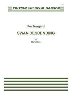 Per Nørgård: Swan Descending (Harp Solo) Bog | Harpe