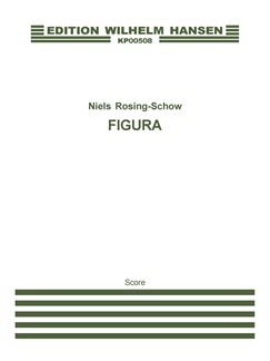 Niels Rosing-Schow: Figura (Viola And Piano) Books | Viola, Piano Accompaniment