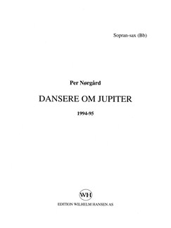 Per Norgard: Dansere Om Jupiter - Parts Books |
