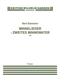 Minnelieder, Kopi Bog | Fagot, Cello, Klarinet, Kontrabas, Fløjte, Horn, Obo, Slagtøj, Klaver solo, Basun, Trompet, Bratsch, Violin