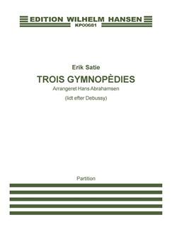 Erik Satie: Trois Gymnopedies (Arr. Hans Abrahamsen) Bog | Obo, Strygekvartet