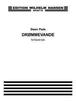 Steen Pade: Drømmevande (Piano Solo) Bog | Klaver solo