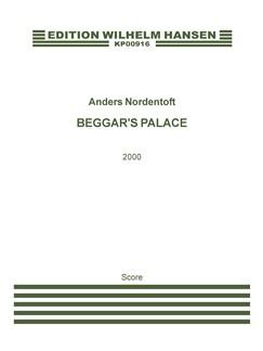 Beggar's Palace Bog | Fagot, Klarinet, Fløjte, Harpe, Horn, Obo, Slagtøj, Klaver solo, Basun, Trompet, Tuba