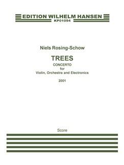Trees Bog | Fagot, Cello, Klarinet, Kontrabas, Fløjte, Harpe, Horn, Obo, Slagtøj, Klaver solo, Basun, Trompet, Bratsch, Violin