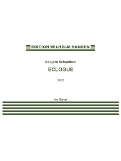 Asbjørn Schaathun: Eclogue Books | Guitar
