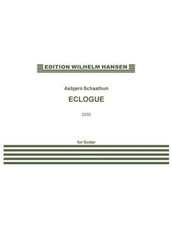 Asbjørn Schaathun: Eclogue Bog | Guitar