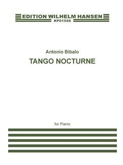 Antonio Bibalo: Tango Nocturne Books | Piano