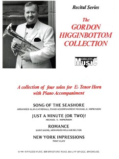 The Gordon Higginbottom Collection Books | Piano Accompaniment, Tenor Horn