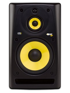 KRK Systems: Rokit RP10-3 3 Way Active Studio Monitor  |