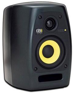 KRK: VXT4 Monitor Speaker - Black (Single)  |