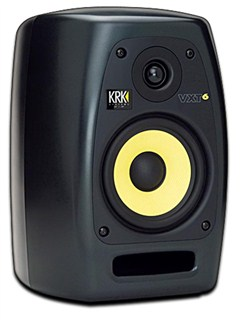 KRK: VXT6 Monitor Speaker - Black (Single)  |
