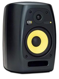 KRK: VXT8 Monitor Speaker - Black (Single)  |