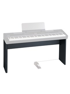 Roland: KSC-44 - Stand for FP4 and FP7 Digital Pianos (Black)  | Digital Piano