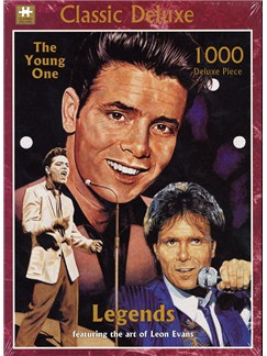 Legends - Classic Deluxe Jigsaw Puzzle: Cliff Richard  |