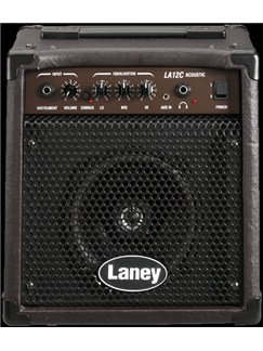 Laney: LA12C Acoustic Combo Amp  | Acoustic Guitar