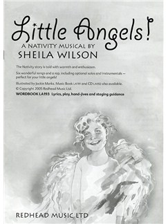 Sheila Wilson: Little Angels! (Word Book) Books | Voice