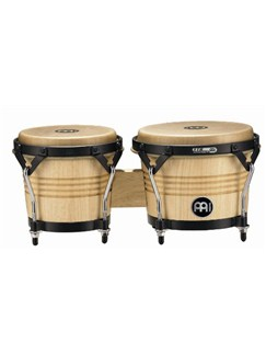 Meinl: Artist Series Luis Conte Signature Wood Bongos Instruments | Bongos