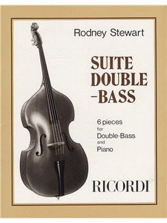 Rodney Stewart: Suite Double Bass - Book 1 Books | Double Bass, Piano Accompaniment