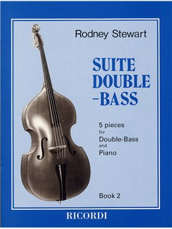 Rodney Stewart: Suite Double Bass - Book 2 Books | Double Bass, Piano Accompaniment